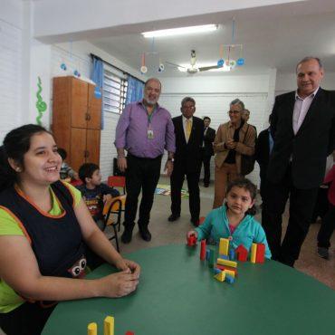 El Mercado 4 cuenta con el primer Centro de Atención Integral a la Primera Infancia