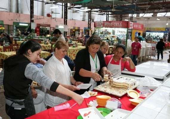 Mercado Nº 1. Fuente: IP Paraguay
