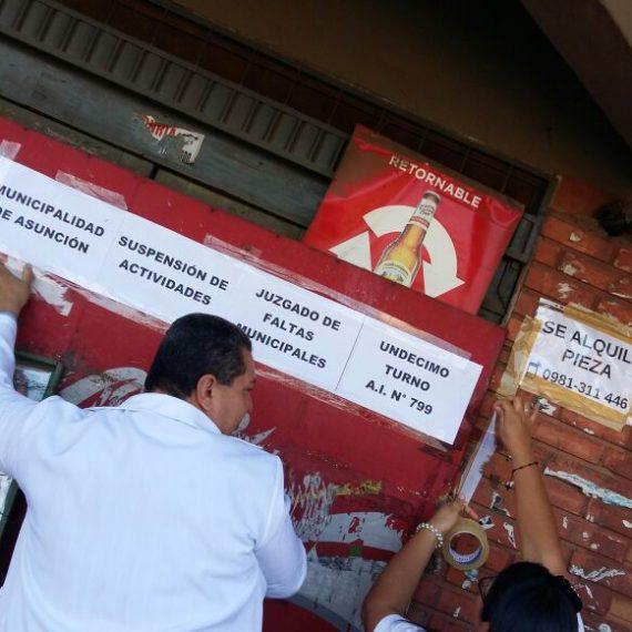 Supermercado El Tigre fue suspendido en sus actividades por malas condiciones higiénicas y de infraestructura