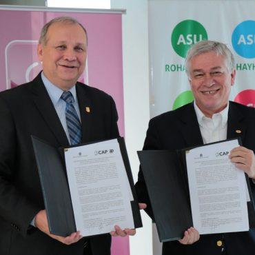Municipalidad y Cámara de Anunciantes del Paraguay acordaron trabajar conjuntamente para el embellecimiento de la ciudad