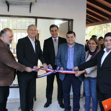 Inauguran mejoras en el Centro Municipal Nº 7 que se constituye en otra boca de cobranzas de tributos