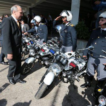 Municipalidad de Asunción recibió 10 motocicletas donadas por el gobierno de China – Taiwán para la Policía Municipal de Tránsito