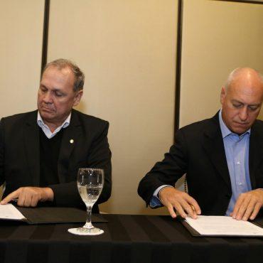 Municipalidad de Asunción y Asociación Ciudadela firmaron convenio para recuperación del Centro Histórico
