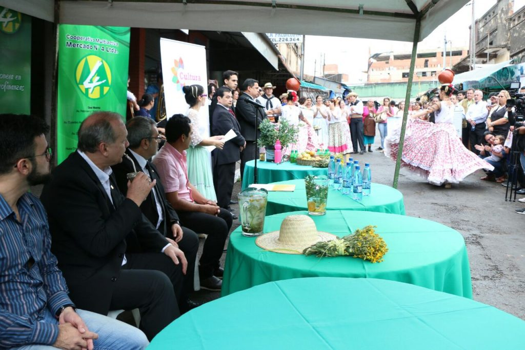 Festival Nacional del Pohâ Ñana ya es una tradición en el Paseo de los Yuyos