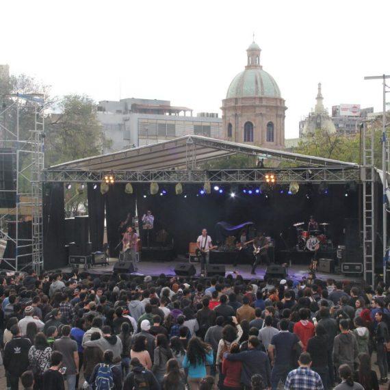 El Centro Histórico se llenó de alegría en la celebración de los 480 años de Asunción