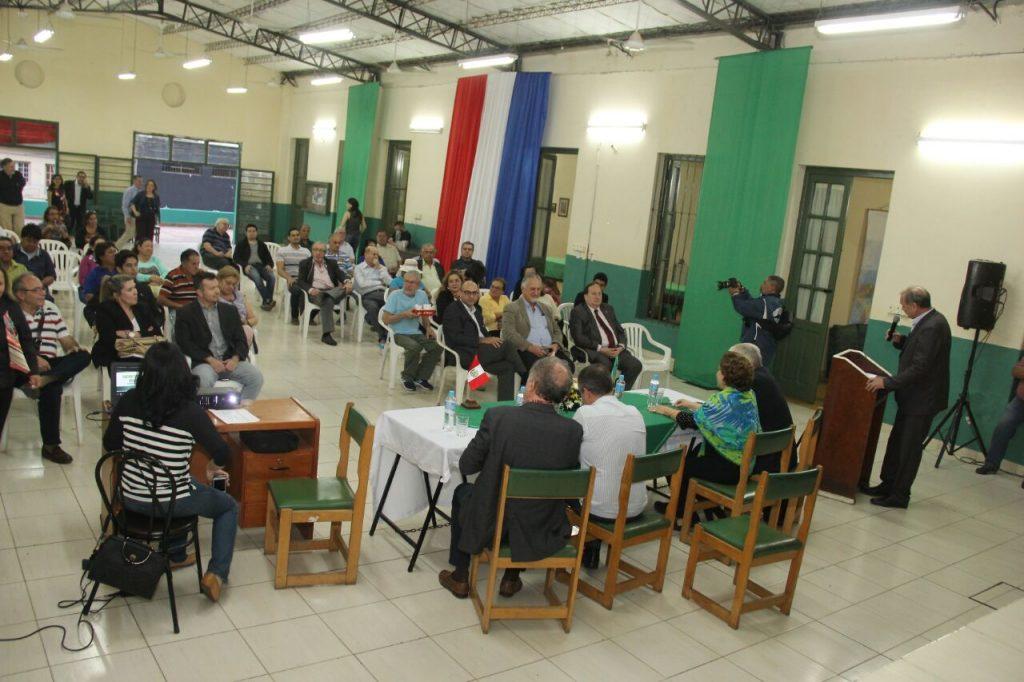 Intendente participó de la apertura de la Reunión Ordinaria de la Coordinación Socialista Latinoamericana