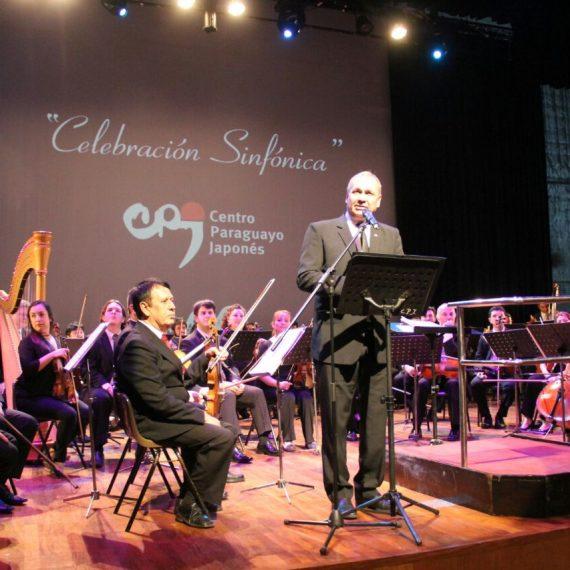 Celebracion Sinfonica de la OSCA puso broche de oro a los 29 años del CPJ