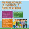 PREMIO MUNICIPAL DE LA JUVENTUD RECIBE POSTULANTES HASTA EL 31 DE AGOSTO