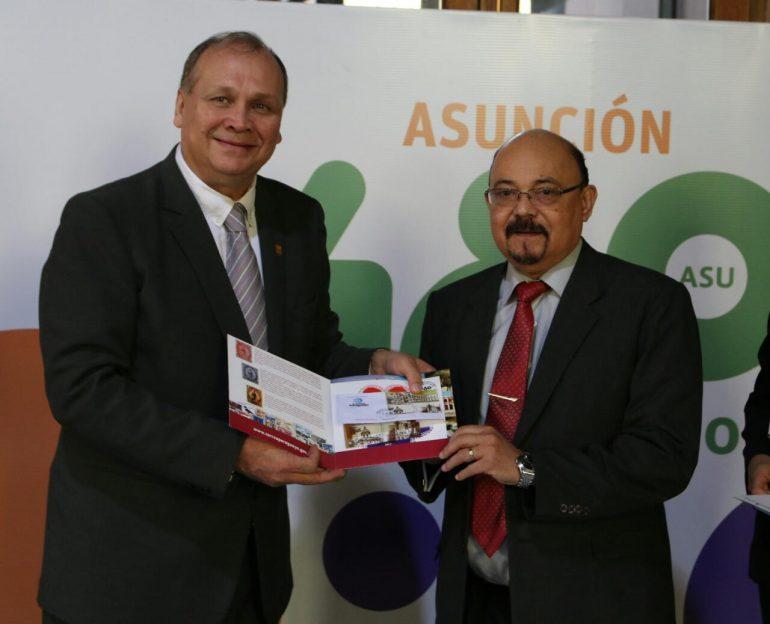 Ya está en circulación la estampilla conmemorativa por el 480º Aniversario de Asunción