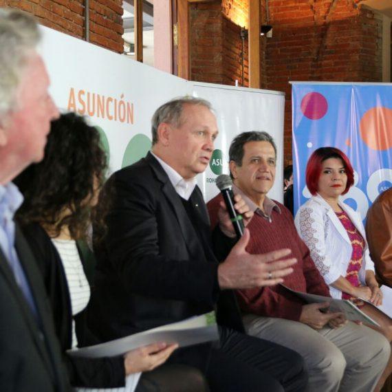 Calendario de festejos por el 480º Aniversario de Asunción presentó el intendente Ferreiro