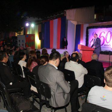 OSCA celebra su 60º Aniversario con un acto de reconocimiento a sus integrantes y benefactores