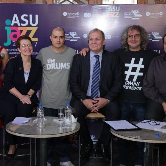 El jazz copará Asunción durante el ASU JAZZ 2017 y la XX CCPA Jazz Festival