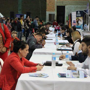 XX Expo Empleo organizado por la Municipalidad ofreció 500 puestos laborales en diferentes empresas