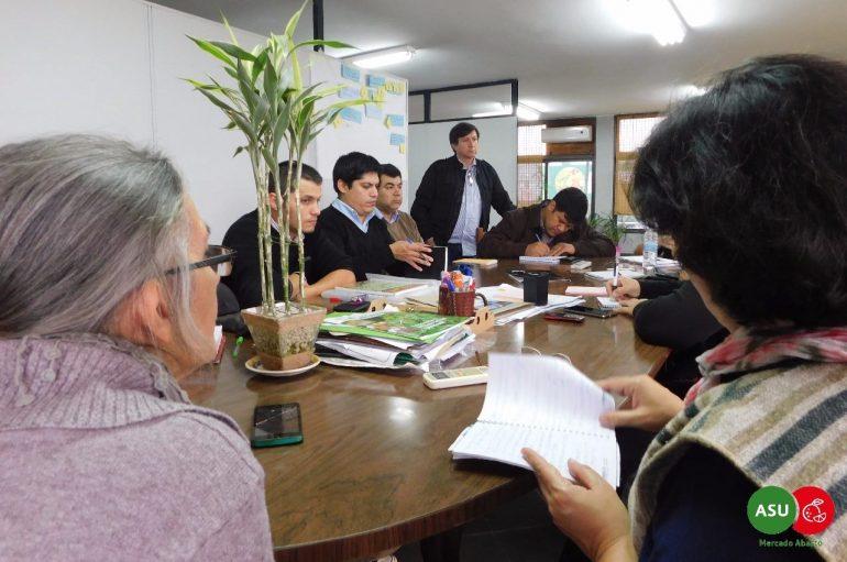 Plan de Trabajo para protección de Niños y Adolescentes del Abasto fue presentado en la Comuna Capitalina