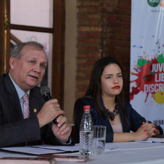En el Día de la Juventud Municipalidad lanzó campaña contra las Discriminaciones