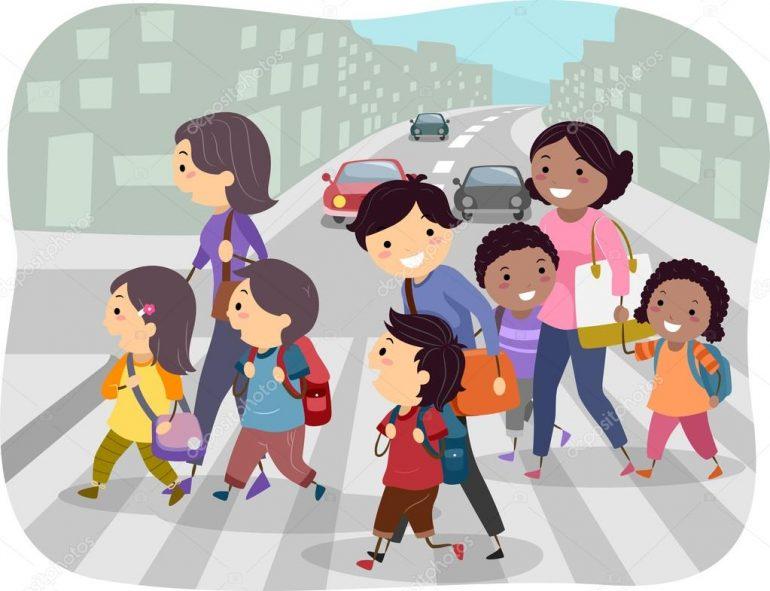 Organizaciones presentarán proyecto para brindar más seguridad a estudiantes en el tránsito