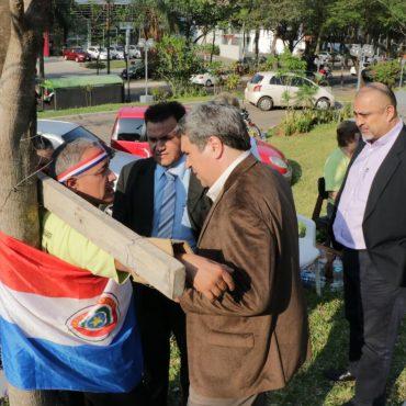 Contraloría Interna y la Procuraduría Municipal investigarán denuncias de irregularidades formuladas por funcionarios que realizan medidas de protestas en la comuna asuncena