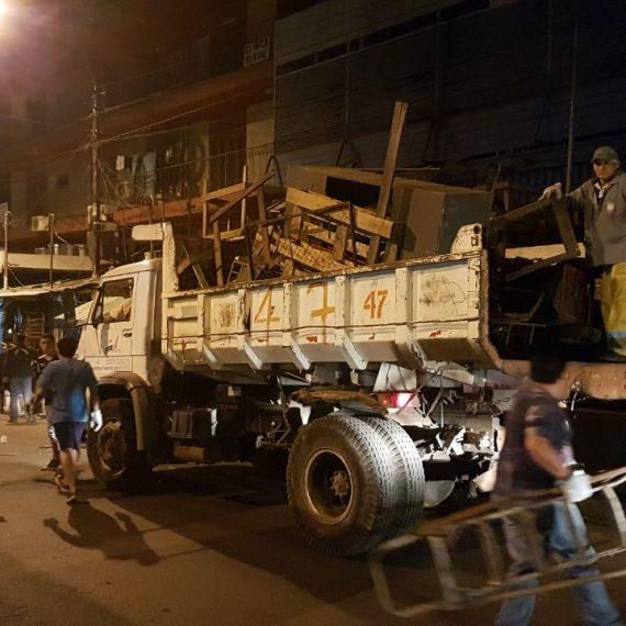Reordenamiento de la avenida Rodríguez de Francia permitirá la conclusión de las obras de mejoramiento vial