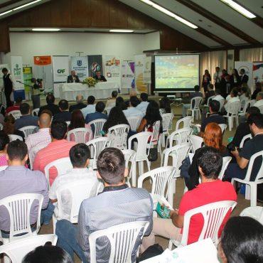 Se inició el Segundo Congreso Municipal de Tránsito y Seguridad Vial en el Centro Paraguayo Japonés