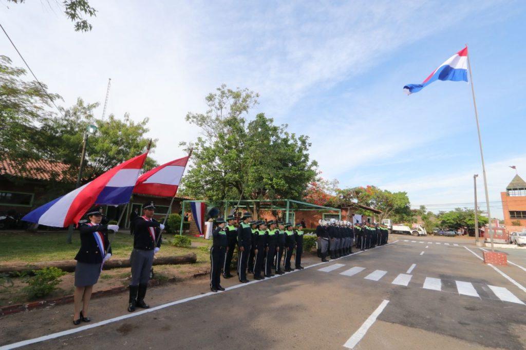 Policía Municipal de Tránsito celebró su 52º Aniversario