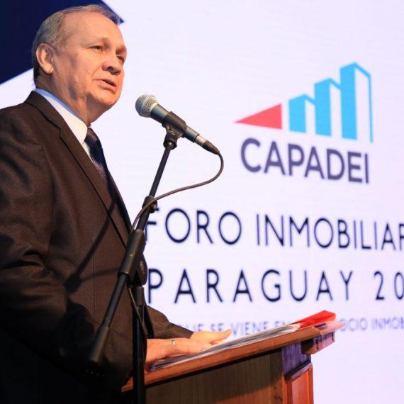 Intendente Ferreiro habló sobre el proyecto Asu Viva