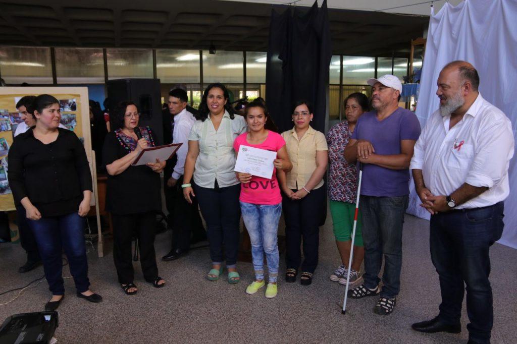 Se celebró el Día Internacional de las Personas con Discapacidad en la sede municipal