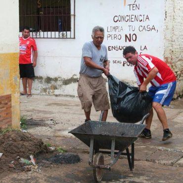 #ASUPROTEGE YA RETIRÓ 54 TONELADAS DE POTENCIALES CRIADEROS.