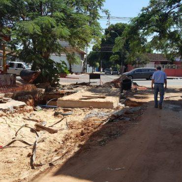 Avanza obra de desagüe pluvial de General Santos, en su segunda etapa