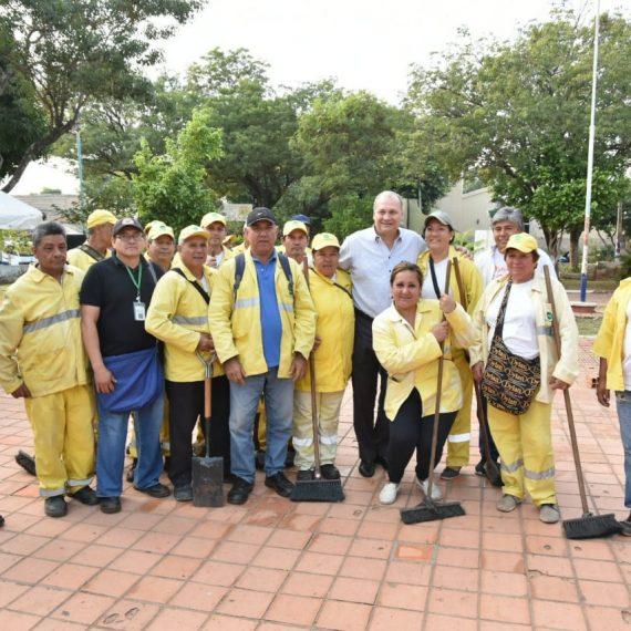 Se desarrolló la sexta jornada de minga ambiental en Zeballos Cué