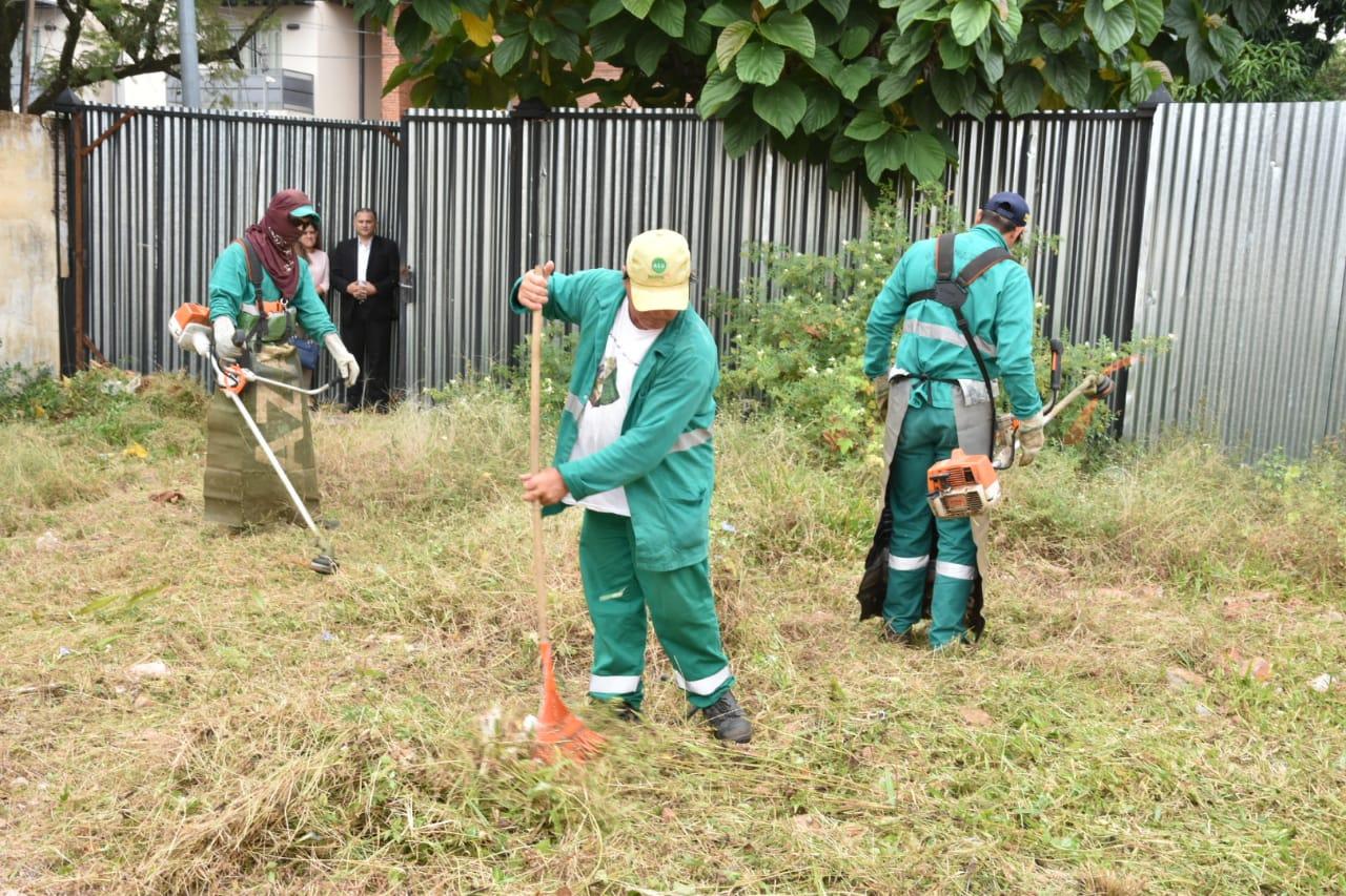 Quinta Minga contra el Dengue se inició en los barrios Vista Alegre y Pinozá