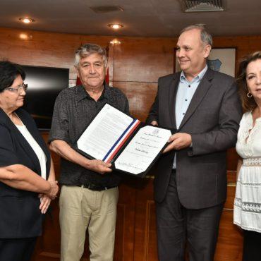 """La editora de libros Vidalia Sánchez es """"Ciudadana Ilustre de Asunción"""""""