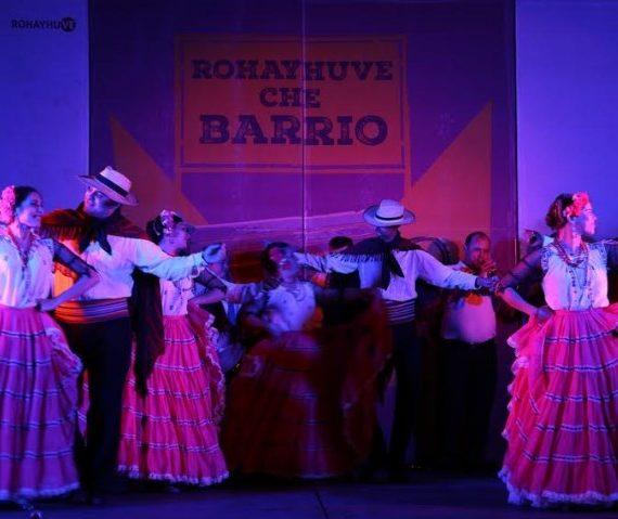 Rohayhuve che Barrio inicia este jueves en la Escalinata Antequera y Castro