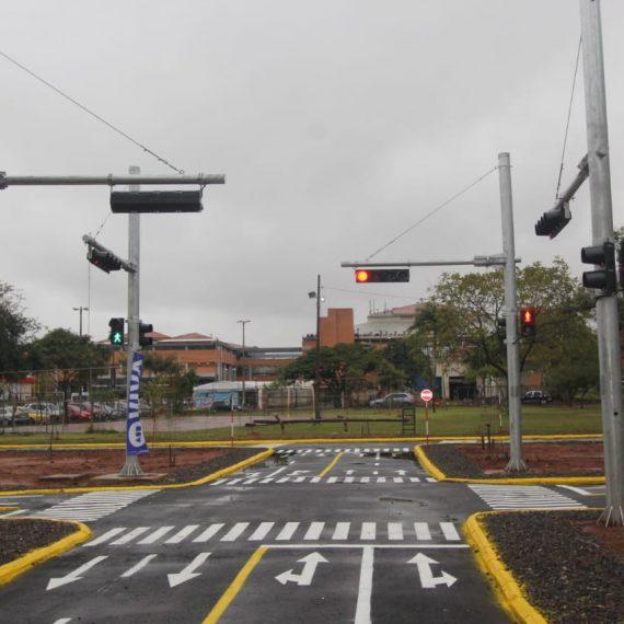 Asunción cuenta con nuevo Parque Vial Infantil en la Plaza Valinotti para capacitar a escolares en materia de tránsito